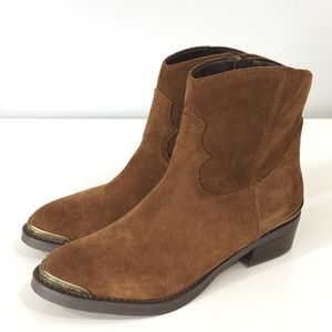 Very Volatile Western style boots Sz 7